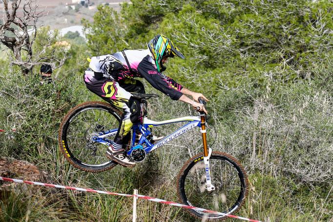 Downhill Monte-sion