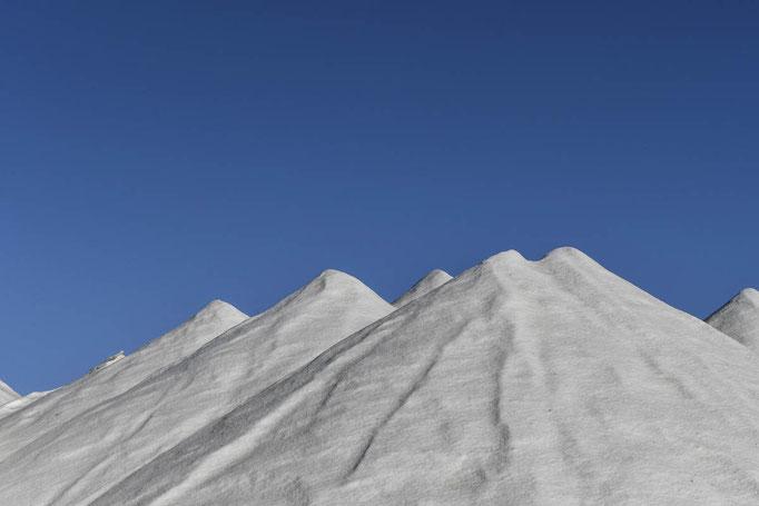 Schnee auf Mallorca