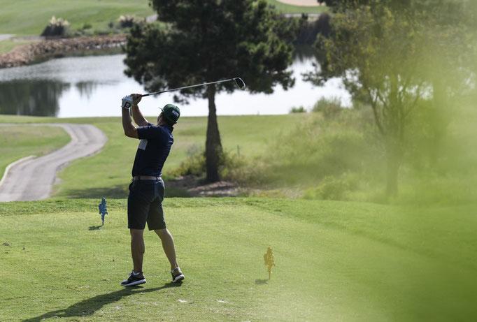 Abschlag Son Muntaner Golf