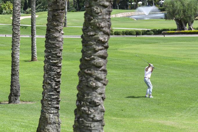 Son Vida Golfplatz, Mallorca