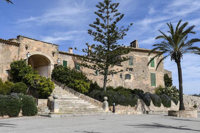Klosteranlage für Fotoshootings