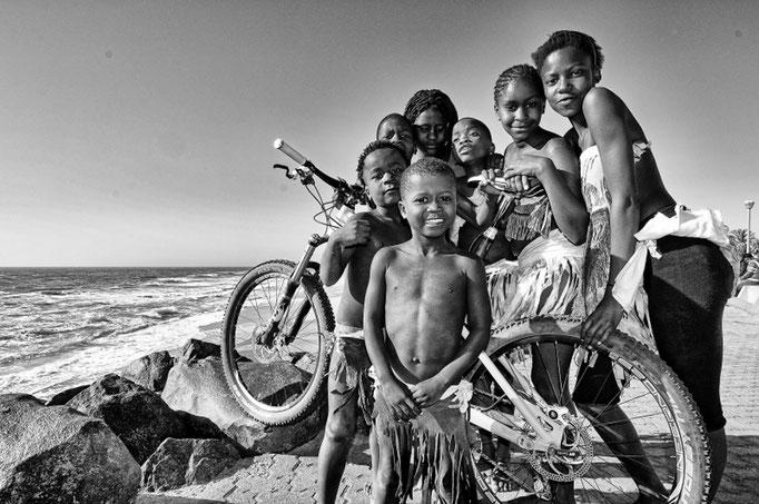 Afrika ciclismo