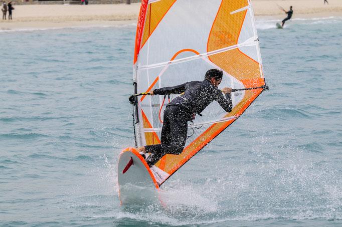 Freestyle Windsurfing