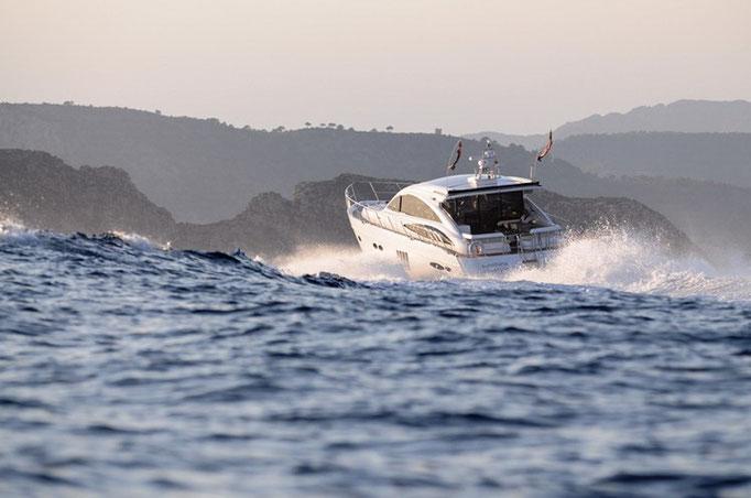 Motorboot Porto Adriano