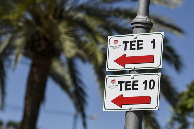 Golf course Mallorca