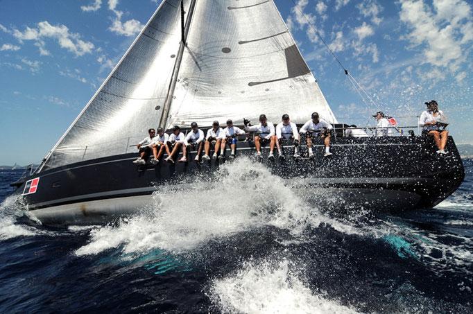Sailing Action