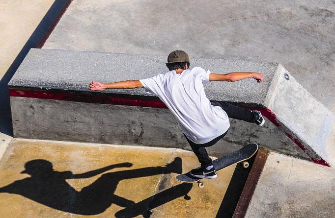 Skateboard Streetstyle