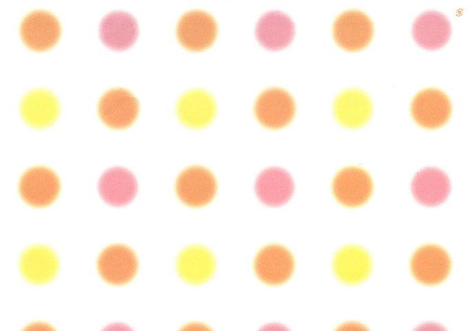 水玉(ピンク)