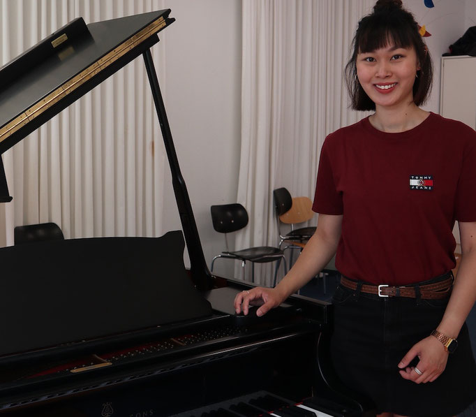 Klavierunterricht in Stuttgart-Möhrigen, Vahingen, Degerloch, Plieningen, Süd