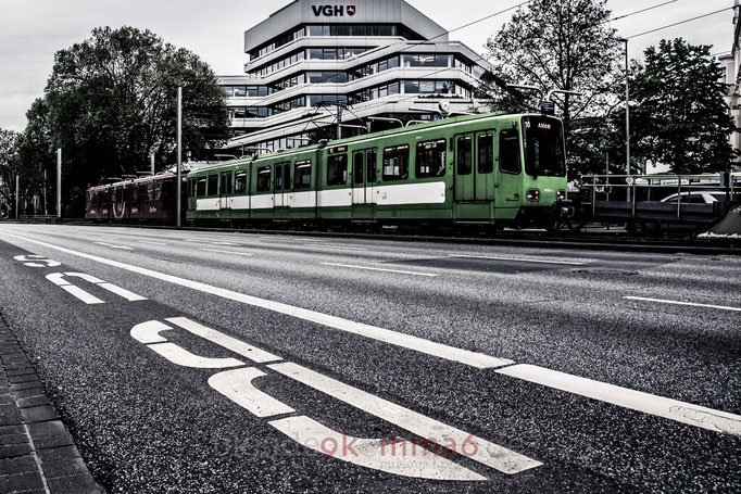 Linie 10 bis Aegi / letzte Fahrt am 25.05.2017