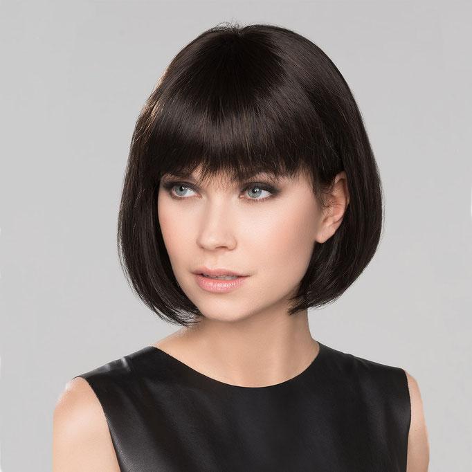 Damenperücken halblanges Haar