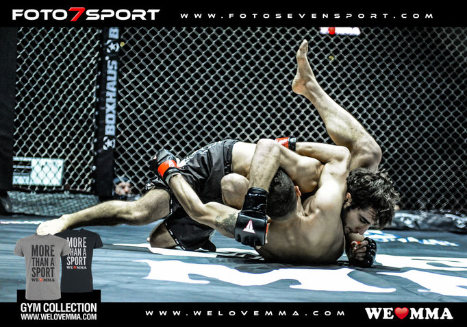 Armin Kuliev (Fit & Fight Kiel) vs. Davit Karapetian (MMA Evolution Braunschweig)