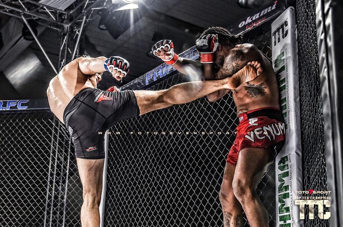 Hyram Rodriguez (Team Souwer Netherlands) vs. Max Coga (MMA Spirit Frankfurt)Hyram Rodriguez (Team Souwer Netherlands) vs. Max Coga (MMA Spirit Frankfurt)