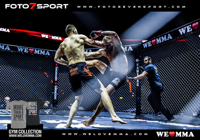 MMA - MMA FOTOGRAF - Fotograf - Foto Seven Sport - Pervin Inan-Serttas - Recep Inan