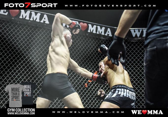 "Eugen Jakobi (Team Ismail) vs. Lenc ,,The Minotaurus"" Thunderstrike ( Fearless Gym Hamburg)"