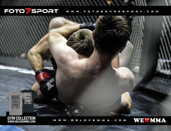 Anzor Dokaev (Jab Factory Hamburg) vs. Enrico Marin ( Nordic Fight Team (Wilster) )