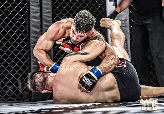Pres Dos Santos (Team Winners) vs. Saba Bolaghi (MMA Spirit Frankfurt)