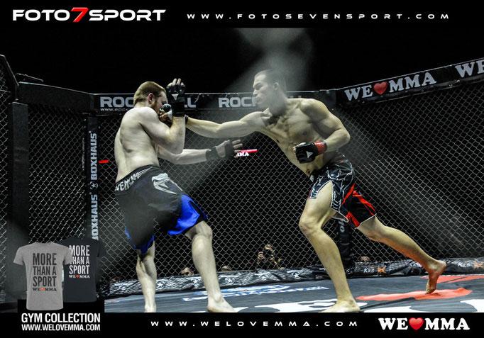 MMA - Foto Seven Sport - Pervin Inan-Serttas - Recep Inan