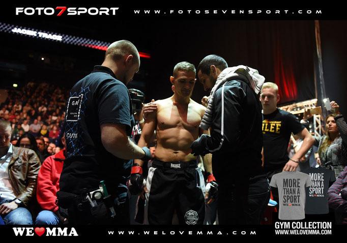 MMA - German MMA - Pervin Inan-Serttas - Recep Inan - Sportfotograf - Fotojournalist - Pressefotograf - UFC