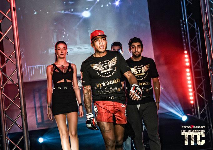 Hyram Rodriguez (Team Souwer Netherlands) vs. Max Coga (MMA Spirit Frankfurt)