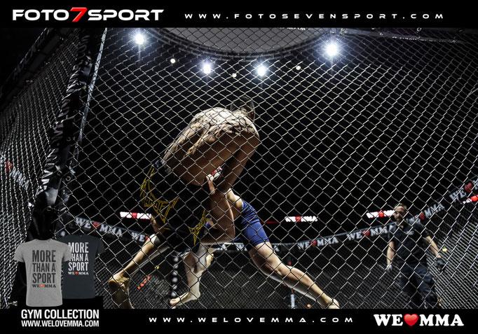 MMA - Fotograf - Pervin Inan-Serttas - Recep Inan - Sportfotograf - Fotojournalist - Pressefotograf