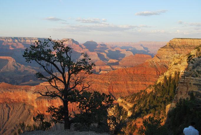 Le Grand Canyon, rive Sud pour la première fois!