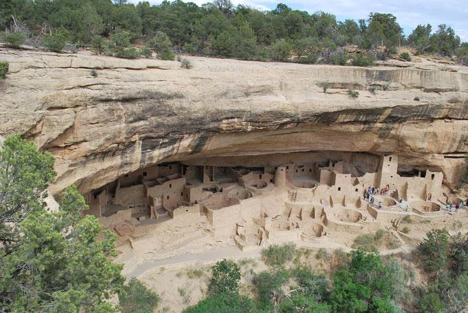 Parc de Mesa Verde (classé à l'UNESCO)