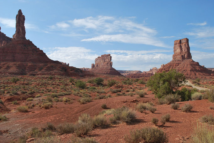 Monument valley (territoire Navajo)