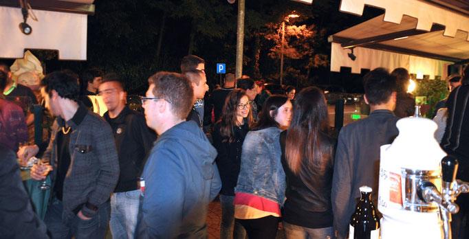 Party al centrale
