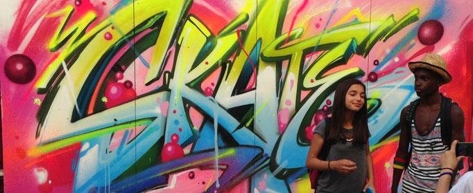 URBAN GRAFFIK à LANGON.