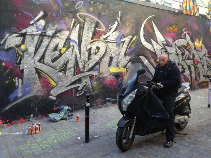 PARIS, KENDO X DAMS
