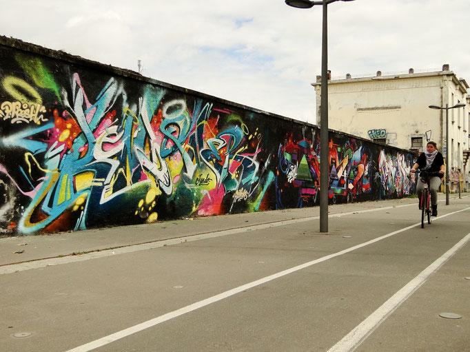 KENDO_NABIS_TRAKT , Avenue thiers, Bordeaux.