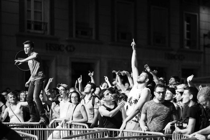 Amiens, fête de la musique