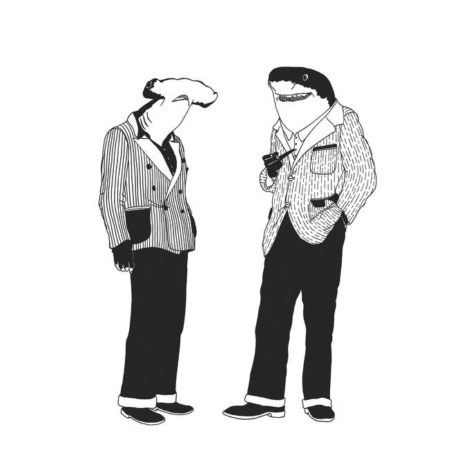 Ray & Steve