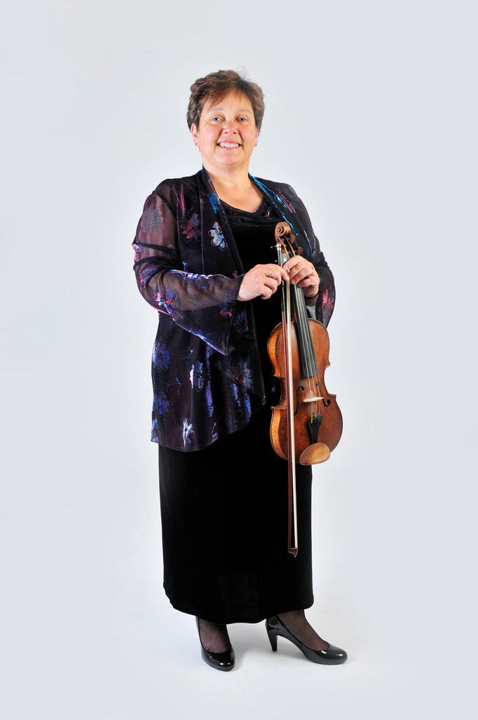 Diane: Violin 1
