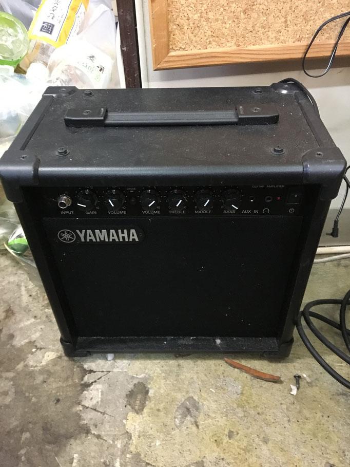 札幌古いギターアンプを買取しているリサイクルショップ