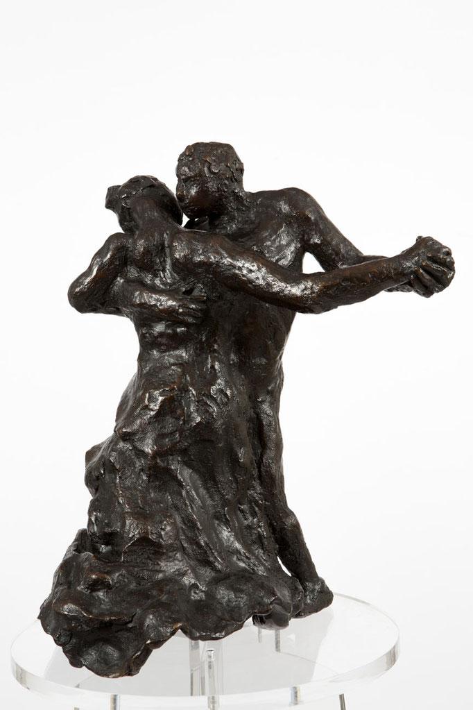 Les danseurs | bronze - 42 x 34 x 32 cm