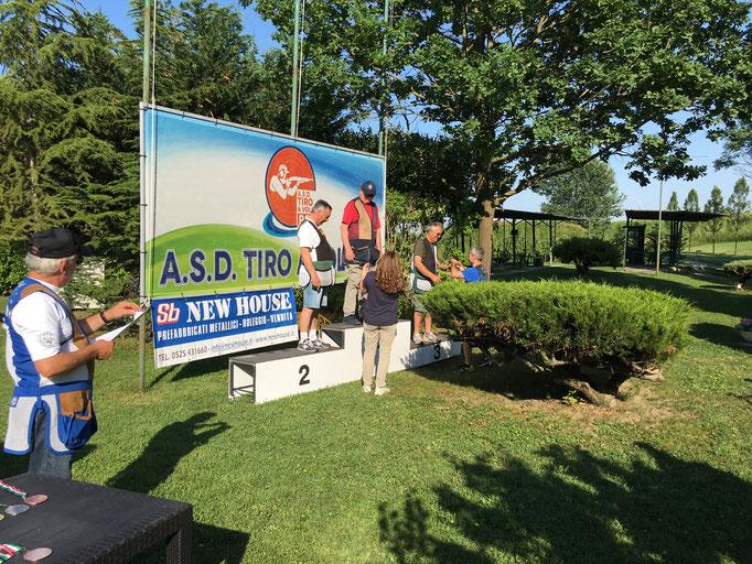 2° Gran Premio Regionale F.O. Emilia Romagna 28 maggio 2017 QUALIFICA MASTER