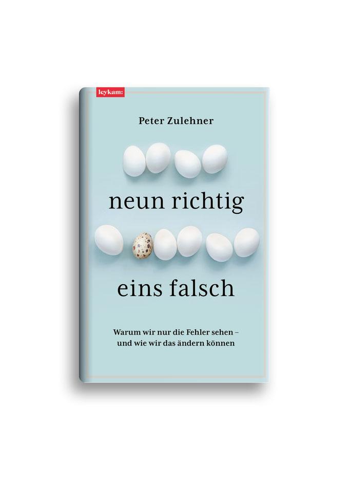 NEUN RICHTIG – EINS FALSCH / Leykam Verlag / ET: August 2021 // Auftraggeber: Leykam Verlag