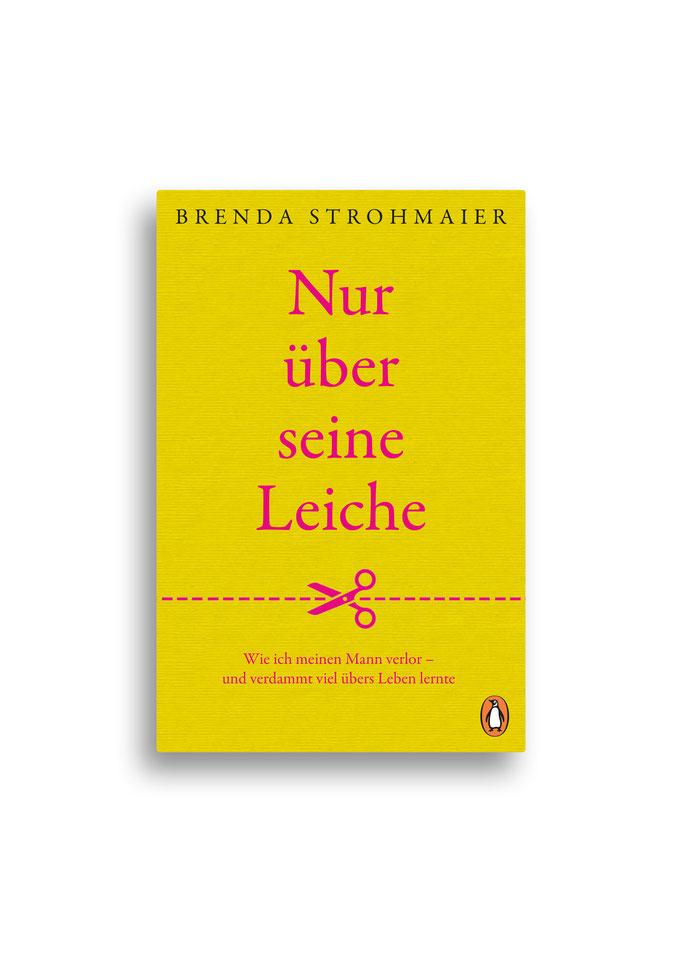 NUR ÜBER SEINE LEICHE // Penguin // Entwurf //  Auftraggeber: Hafen Werbeagentur