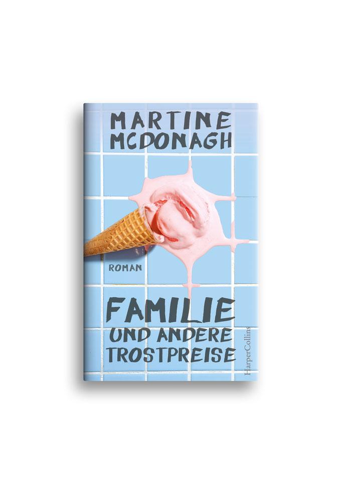 FAMILIE UND ANDERE... // Harper Collins // Entwurf // Auftraggeber: Hafen Werbeagentur