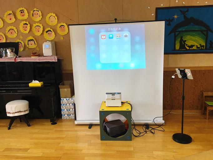 幼稚園でのICTタイム,ICTスクールNEL,えほんづくり,ICTタイム,2017,