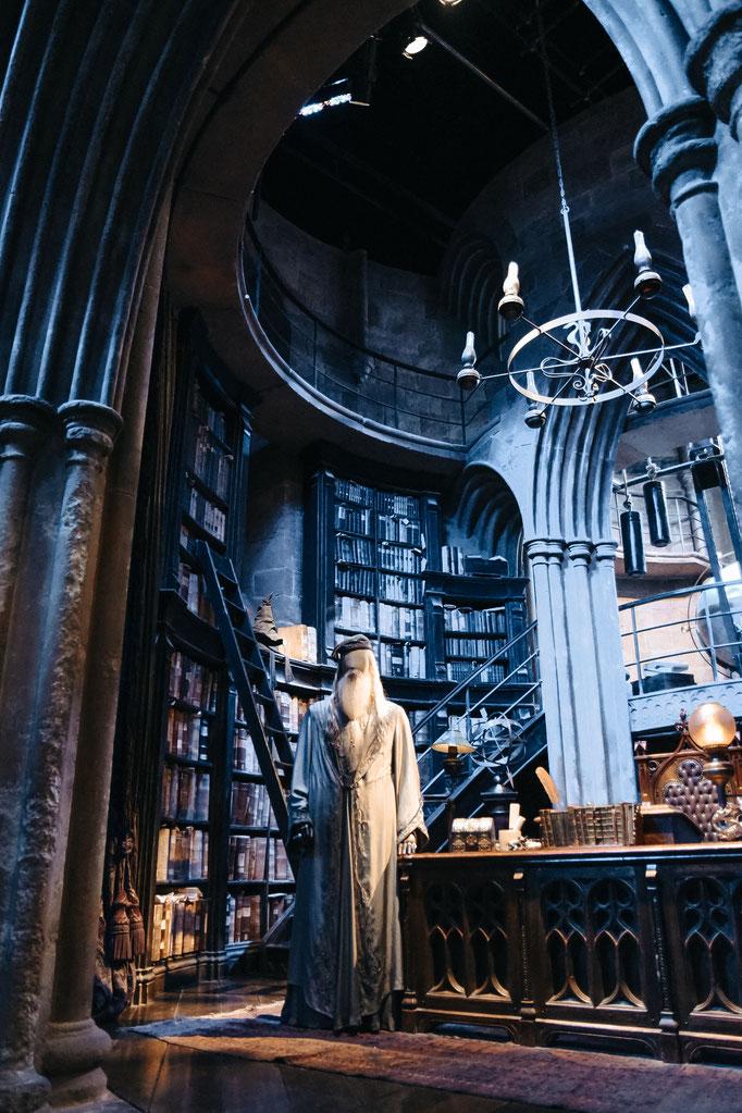 """""""Es sind nicht unsere Fähigkeiten, die zeigen wer wir sind, sondern unsere Entscheidungen."""" Albus Dumbledore in """"Harry Potter und die Kammer des Schreckens"""""""