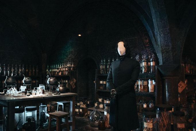 """Dumbledore: """"Lily? Nach all den Jahren?"""" Snape:  """"Immer."""" (in """"Harry Potter und die Heiligtümer des Todes"""")"""