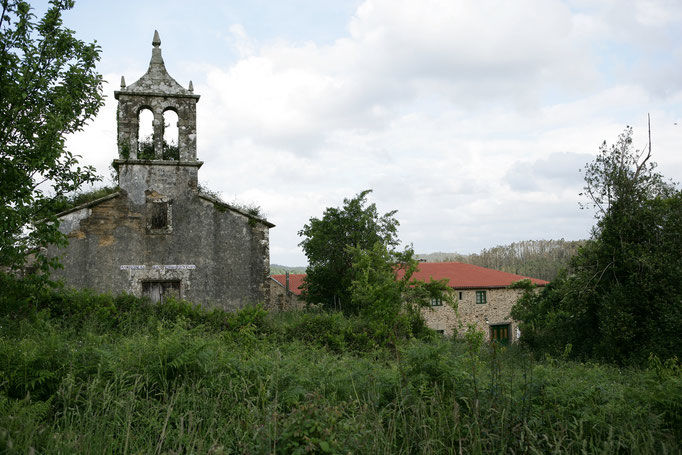Exterior de Casa al lado de Iglesia