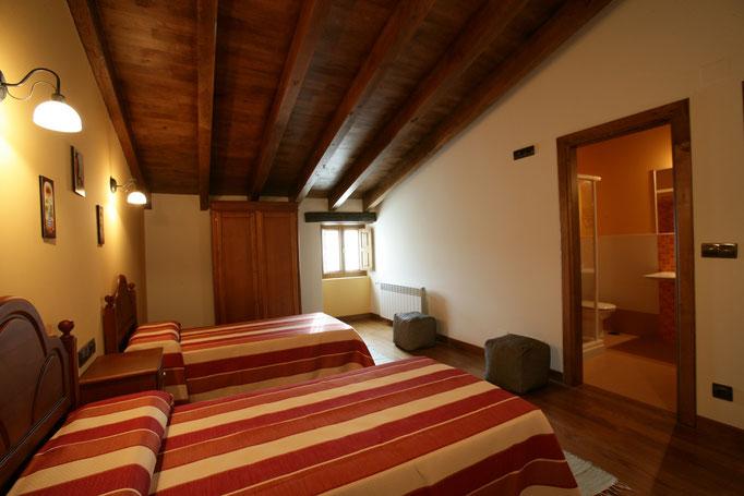 Habitación Triple Apartamento