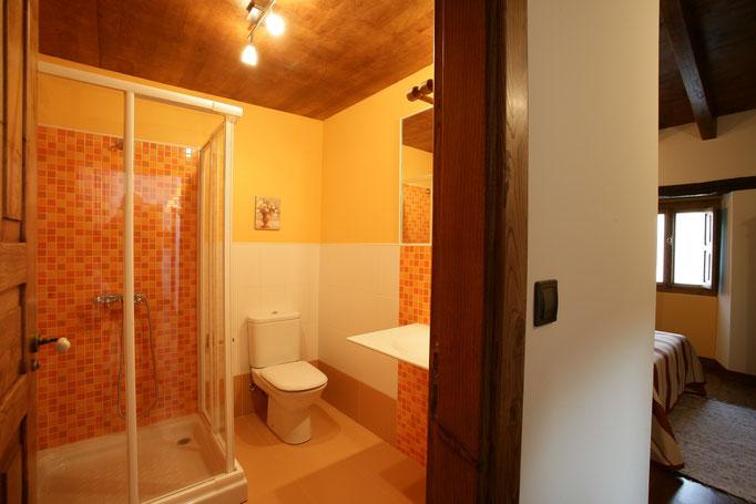 Baño Habitación Apartamento
