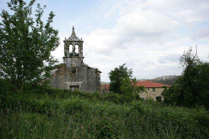 Exterior Iglesia de Viñós