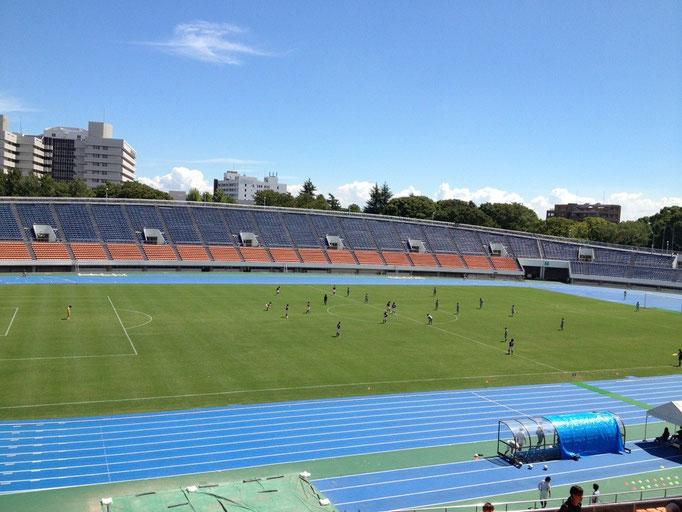 8月26日 関東女子サッカーリーグ開会式 早稲田大学vs大東文化大学