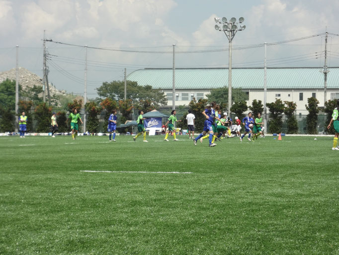 8月31日 練習試合vs埼玉大学